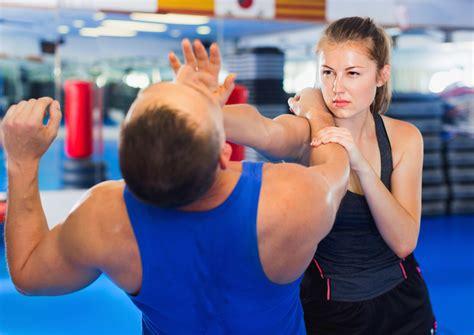 Image Of Self Defense Training