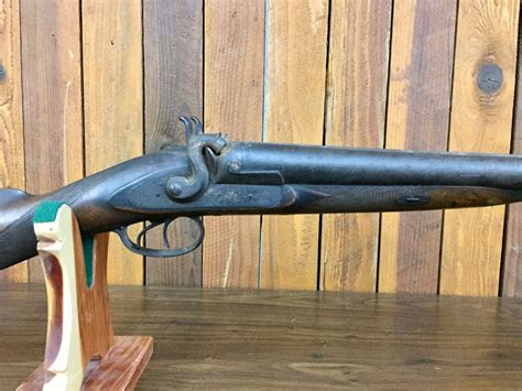 Images Of Single Barrel Black Powder Shotgun
