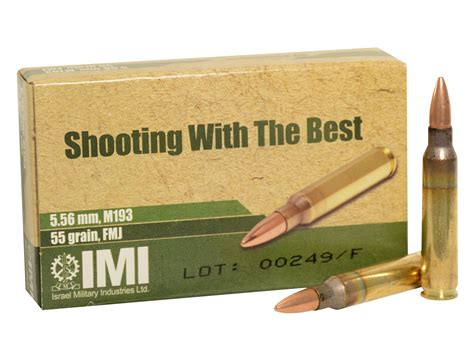 Imi 223 Ammo Review