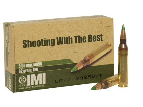 Imi 5 56 69g Ammo Review