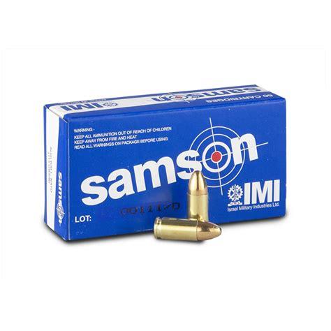 Imi 9mm Ammo 180 Gr