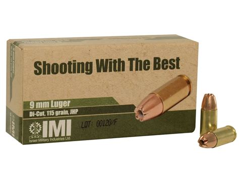 Imi 9mm Die Cut Ammo Review