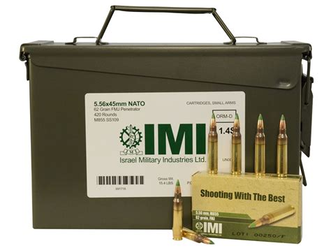 Imi Ss109 Ammo Review