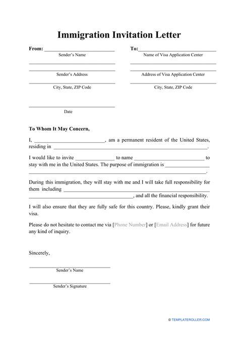 Invitation Letter For Immigration from tse1.mm.bing.net