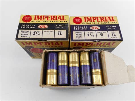 Imperial 12 Gauge Shotgun Shells