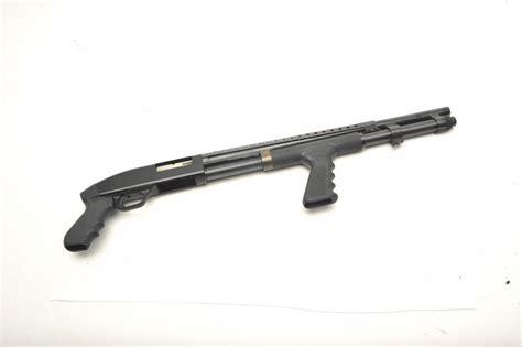 Improve Grip On Shotgun Pump