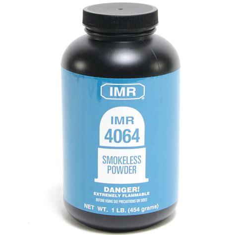 Imr 4064 Powders Imr Powders Projectdeepnine Com