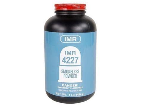 IMR 4227 Smokeless Gun Powder 8 Lb - Midwayusa Com
