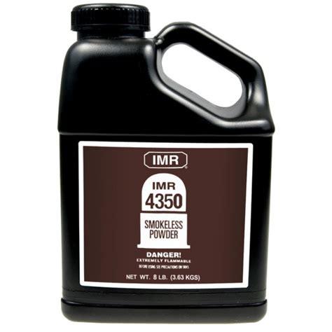 Imr 4350 Smokeless Powder Imr Reloading Powder 8 Lb