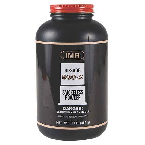 IMR Hi-Skor 800-X Smokeless Reloading Powder Bass Pro Shops