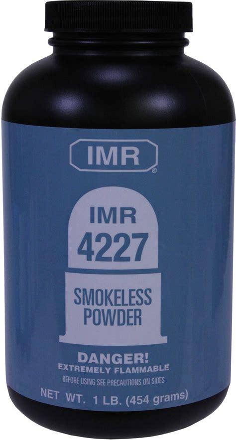 IMR POWDERS IMR POWDER 4227 SMOKELESS POWDER Brownells