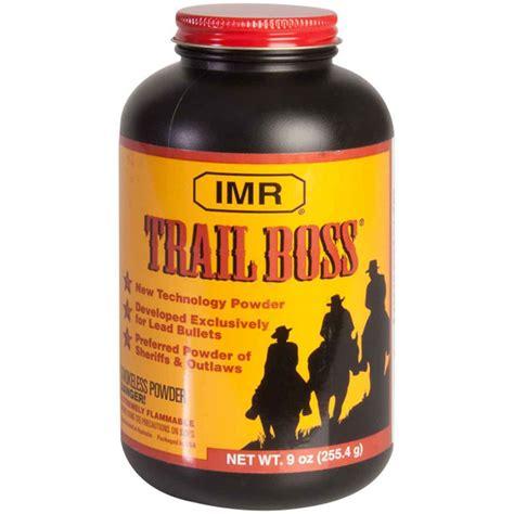 Imr Trail Boss Smokeless Powder For Sale