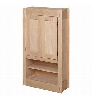 In Wall Medicine Cabinet Plans