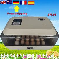 Free tutorial incubator maker hatch chicken, quail, ducks & more