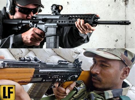 Indian Army New Assault Rifle 2013