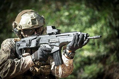 Indian Army New Assault Rifle 2015
