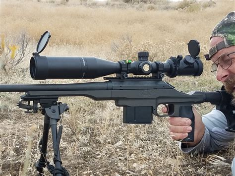 Indian Creek Design Modular Chasis For The Ruger American Rifle