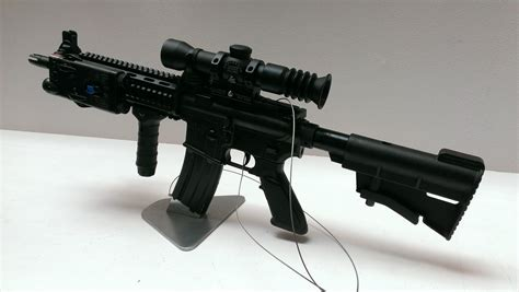 Indian Special Forces Assault Rifle