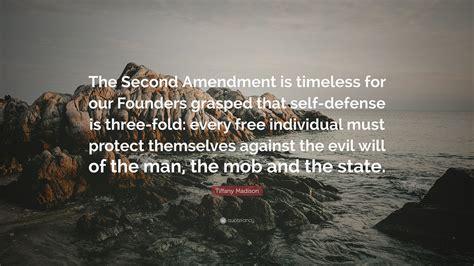 Individual Self Defense Second Amendment Well-regulated Militia
