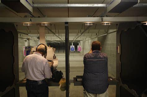 Indoor Range That Allows Rifles