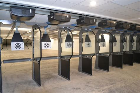 Indoor Rifle Range Dallas