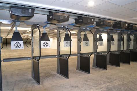 Indoor Shooting Rifle Pistol Ranges
