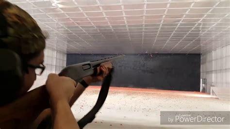 Indoor Shotgun Shooting