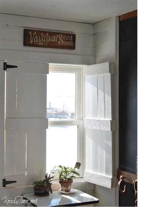 Indoor window shutters do it yourself Image