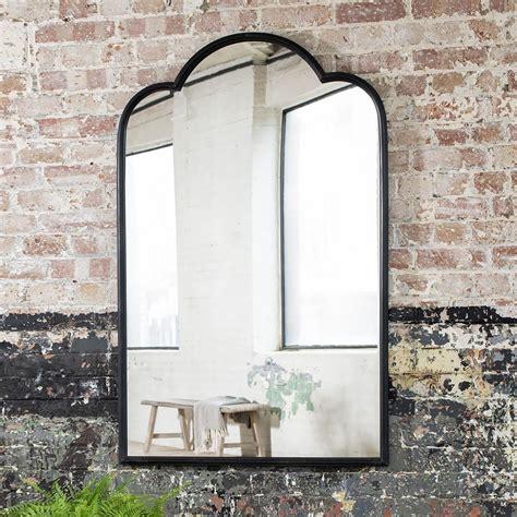 Industrial Wall Mirror