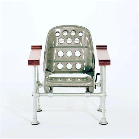 Industrial chair diy Image