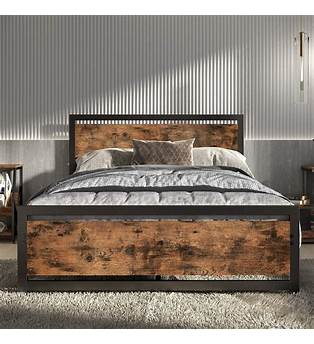 Industrial Platform Bed Plans