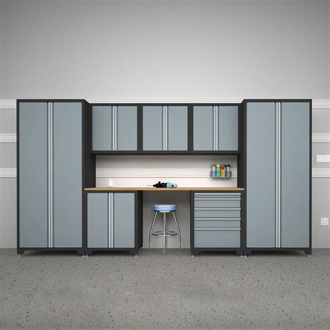 Inexpensive Metal Garage Cabinets Image