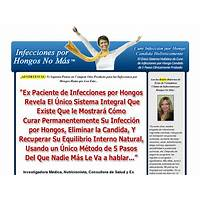Infecciones por hongos no mas(tm): yeast infection no more in spanish! secret codes