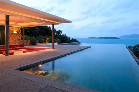 Infinity Pool Designs