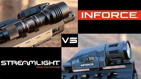 Inforce Wml Vs Streamlight