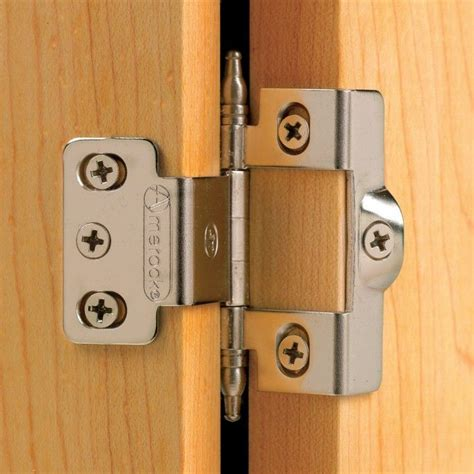 Inlay cabinet hinges Image