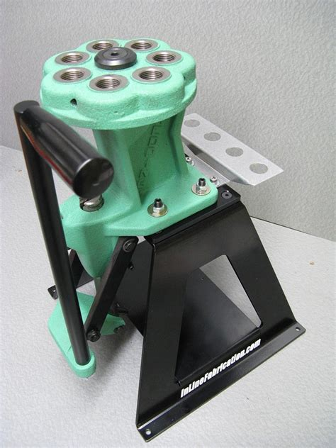 Inline Fabrication Ultramounts Redding T7 Turret Press Ultramount
