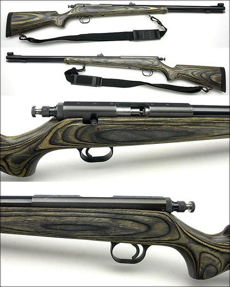 Inline Rifle Stock
