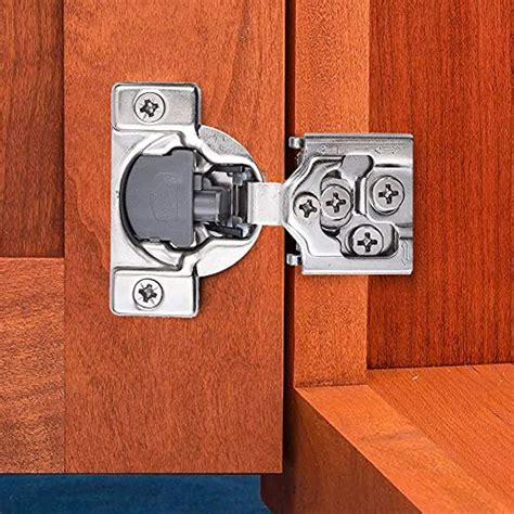 Inset hinges for face frame cabinets Image