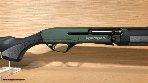 Inside The Remington Versa Max Autoloading Shotgun
