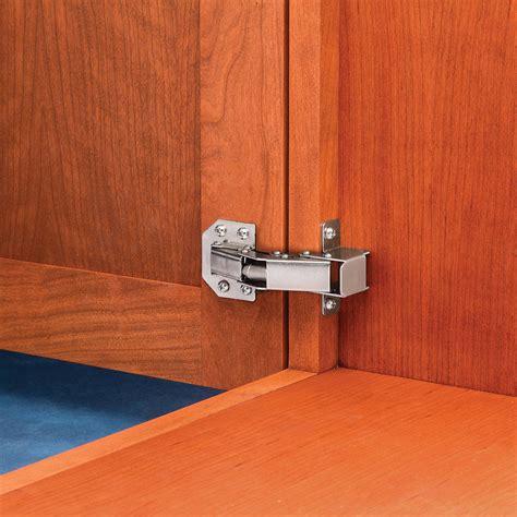 Inside mount cabinet hinges Image