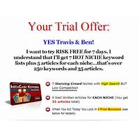 Instacash niche keywords & articles guide