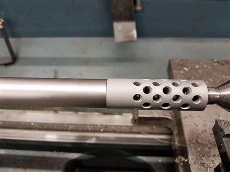 Install Muzzle Brake Without Vise