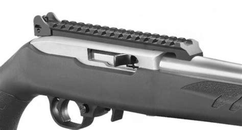 Install Picatinny Rail Ruger 10 22