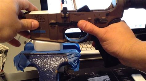 Installing Ambidextrous Parts To My AR-15