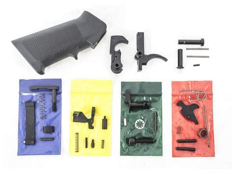 Installing Ar 15 Lower Parts Kit