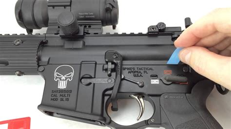 Installing Ar 15 Upper To Lower