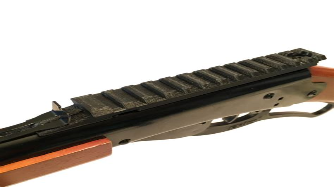 Installing Picatinny Rail On Rifle Stock
