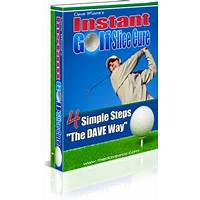 Instant golf slice cure online tutorial