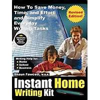 Instant home writing kit (revised ed secret codes